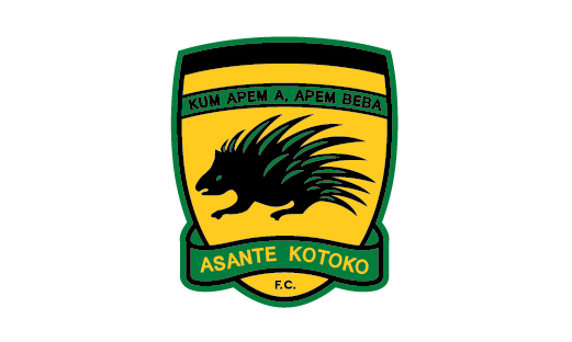 Asante Kotoko FC Football club logo vector