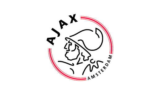ajax football club vector logo