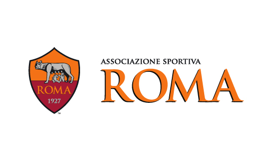 AS Roma Full Logo